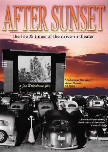 After Sunset: The Life & Times of the Drive-In Theater (1995) starring Jon Bokenkamp on DVD on DVD