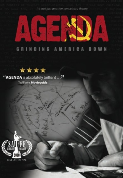 Agenda: Grinding America Down (2010) starring Curtis Bowers on DVD on DVD