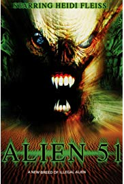 Alien 51 (2004) starring Heidi Fleiss on DVD on DVD