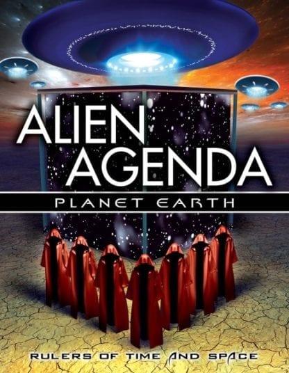 Alien Agenda Planet Earth: Rulers of Time and Space (2014) starring Stephen Bassett on DVD on DVD