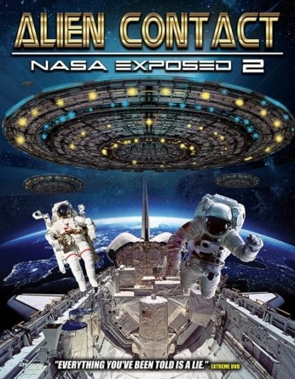 Alien Contact: NASA Exposed 2 (2017) starring N/A on DVD on DVD
