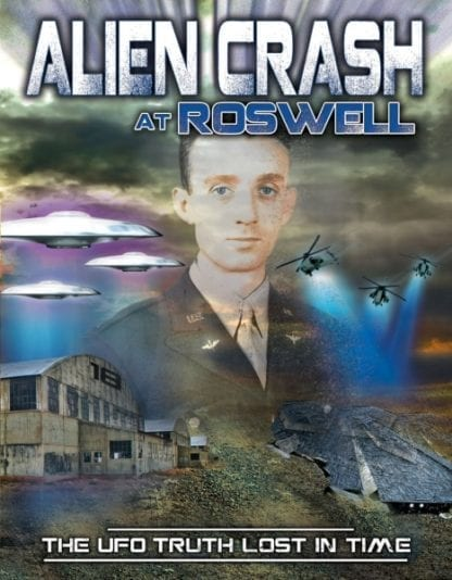 Alien Crash at Roswell: The UFO Truth Lost in Time (2013) starring Philip Coppens on DVD on DVD