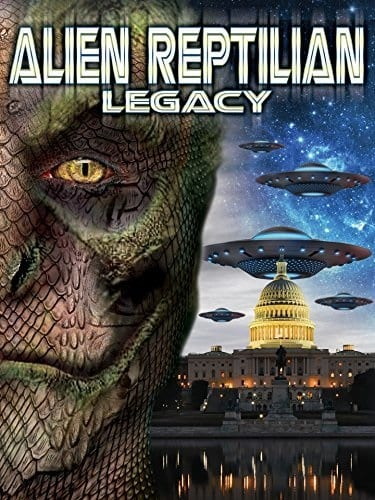 Alien Reptilian Legacy (2015) starring James Bartley on DVD on DVD