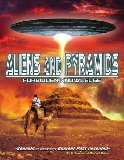 Aliens and Pyramids: Forbidden Knowledge (2015) starring O.H. Krill on DVD on DVD