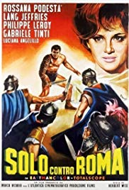 Alone Against Rome (1962) with English Subtitles on DVD on DVD