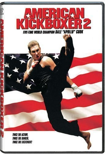 American Kickboxer 2 (1993) starring Dale Cook on DVD on DVD