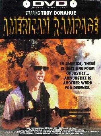American Rampage (1989) starring Kary Jane on DVD on DVD