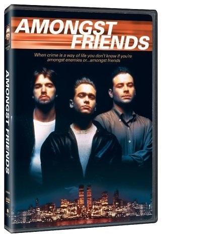 Amongst Friends (1993) starring Chris Santos on DVD on DVD