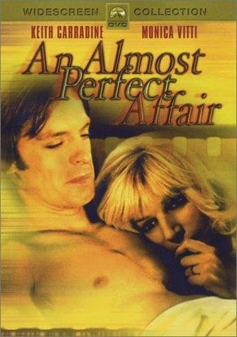 An Almost Perfect Affair (1979) starring Keith Carradine on DVD on DVD