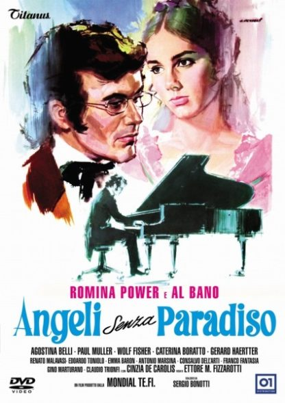 Angeli senza paradiso (1970) with English Subtitles on DVD on DVD