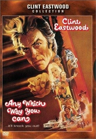 Any Which Way You Can (1980) starring Clint Eastwood on DVD on DVD