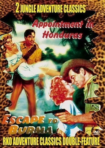 Appointment in Honduras (1953) starring Glenn Ford on DVD on DVD
