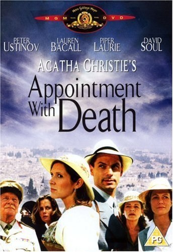 Appointment with Death (1988) starring Peter Ustinov on DVD on DVD