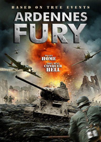 Ardennes Fury (2014) starring Tom Stedham on DVD on DVD