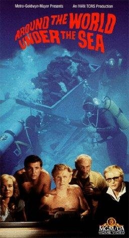 Around the World Under the Sea (1966) starring Lloyd Bridges on DVD on DVD