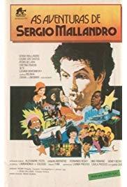 As Aventuras de Sérgio Malandro (1985) with English Subtitles on DVD on DVD