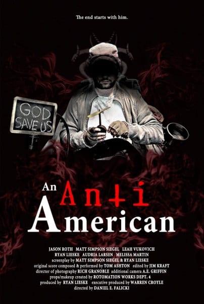 Awaken the Devil (2014) starring Jason Roth on DVD on DVD