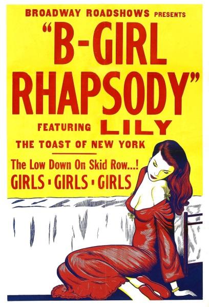 'B' Girl Rhapsody (1952) starring Lily Ayers on DVD on DVD
