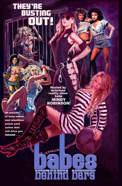 Babes Behind Bars (2013) starring Bob Ramos on DVD on DVD