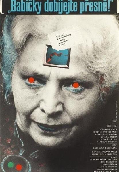 'Babicky dobíjejte presne!' (1984) with English Subtitles on DVD on DVD