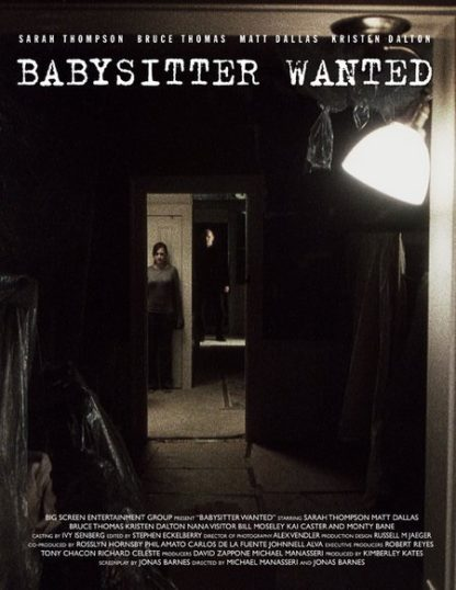 Babysitter Wanted (2008) starring Tina Houtz on DVD on DVD