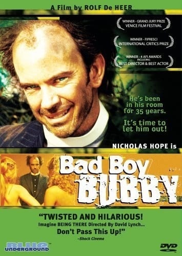 Bad Boy Bubby (1993) starring Nicholas Hope on DVD on DVD