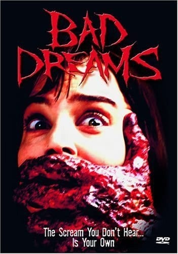 Bad Dreams (1988) starring Jennifer Rubin on DVD on DVD