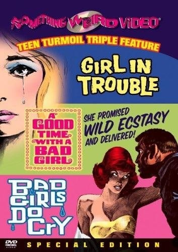 Bad Girls Do Cry (1965) starring William Page on DVD on DVD