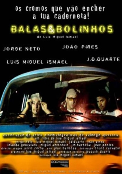 Balas Bolinhos 2001 With English Subtitles On Dvd Dvd Lady