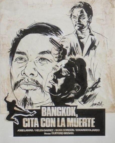 Bangkok Cita Con La Muerte 1985 With English Subtitles On Dvd Dvd Lady Classics On Dvd