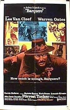 Barquero (1970) starring Lee Van Cleef on DVD on DVD