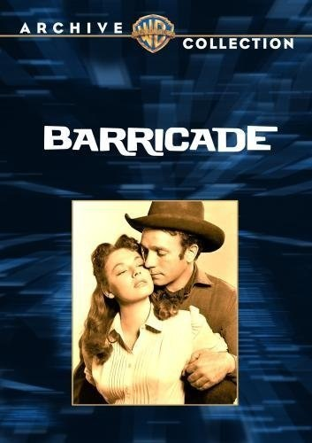 Barricade (1950) starring Dane Clark on DVD on DVD