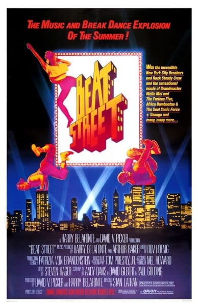 Beat Street (1984) starring Rae Dawn Chong on DVD on DVD