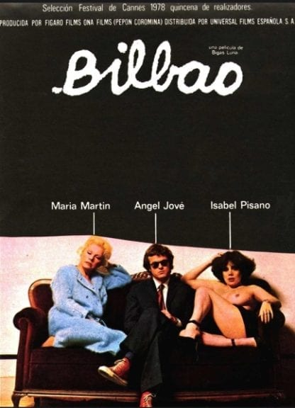 Bilbao (1978) with English Subtitles on DVD on DVD