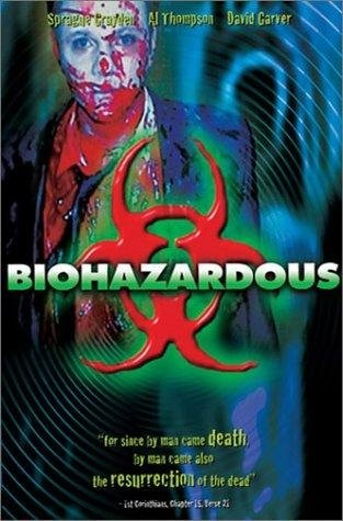 Biohazardous (2001) starring Sprague Grayden on DVD on DVD