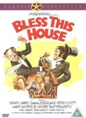 Bless This House (1972) starring Sidney James on DVD on DVD