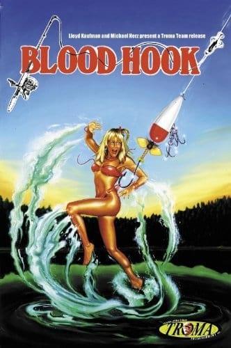 Blood Hook (1986) starring Mark Jacobs on DVD on DVD