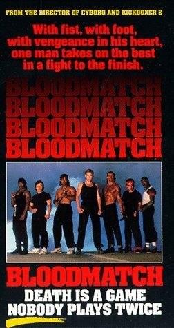 Bloodmatch (1991) starring Thom Mathews on DVD on DVD
