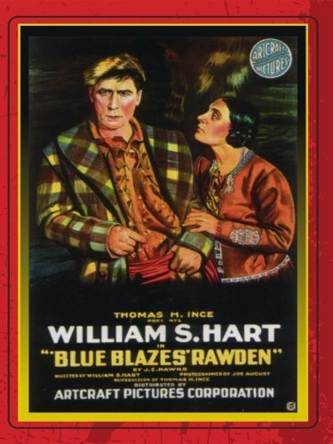 'Blue Blazes' Rawden (1918) with English Subtitles on DVD on DVD