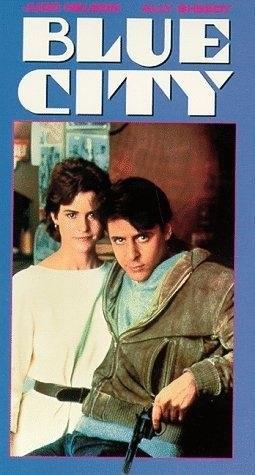 Blue City (1986) starring Judd Nelson on DVD on DVD