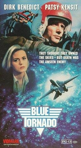 Blue Tornado (1991) starring Dirk Benedict on DVD on DVD