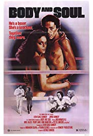 Body and Soul (1981) starring Leon Isaac Kennedy on DVD on DVD