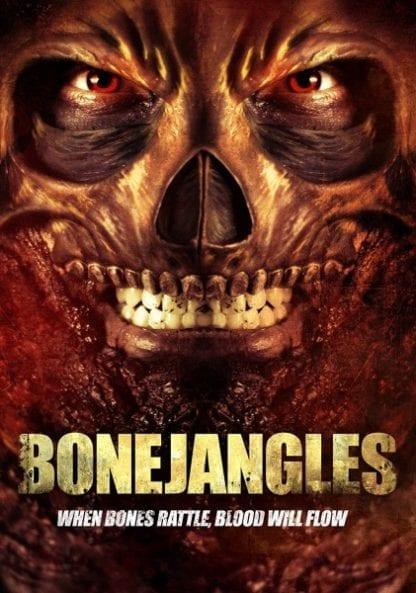 Bonejangles (2017) starring Reggie Bannister on DVD on DVD