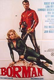 Borman (1966) with English Subtitles on DVD on DVD