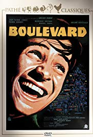 Boulevard (1960) with English Subtitles on DVD