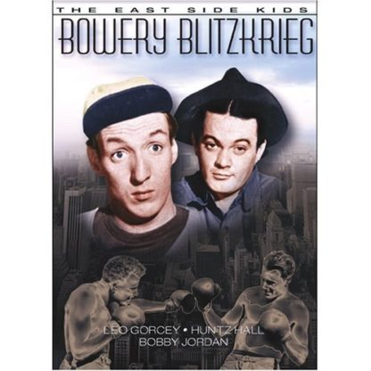 Bowery Blitzkrieg (1941) starring Leo Gorcey on DVD on DVD