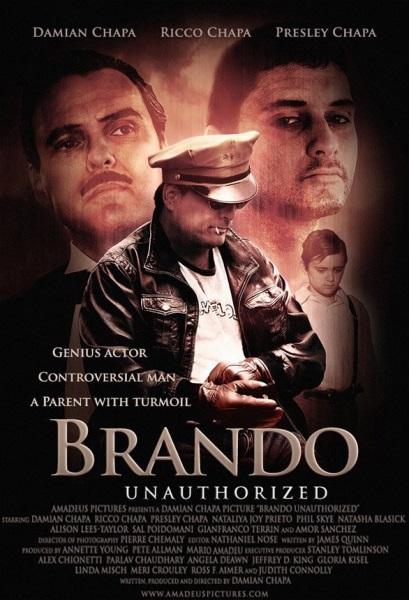 Brando Unauthorized (2011) starring Ricco Chapa on DVD on DVD