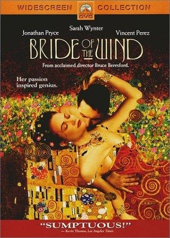 Bride of the Wind (2001) starring Sarah Wynter on DVD on DVD
