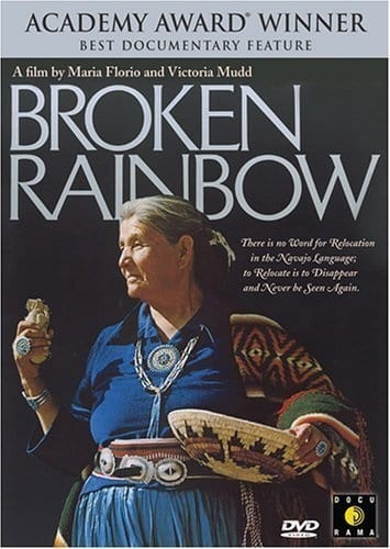 Broken Rainbow (1985) starring Martin Sheen on DVD on DVD
