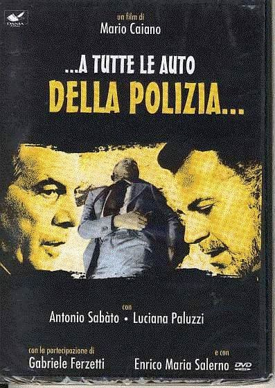 Calling All Police Cars (1975) with English Subtitles on DVD on DVD